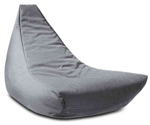 Sitzsack Chiller, Lounge grey