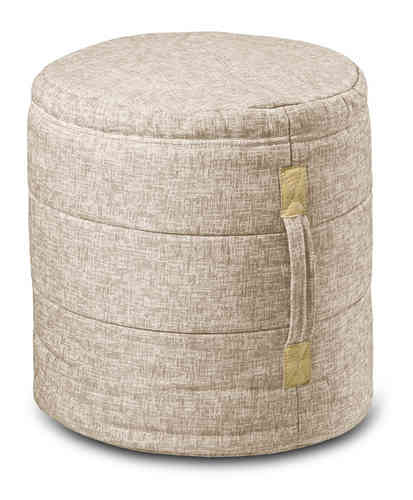 Hocker Tub, Life sand-melange