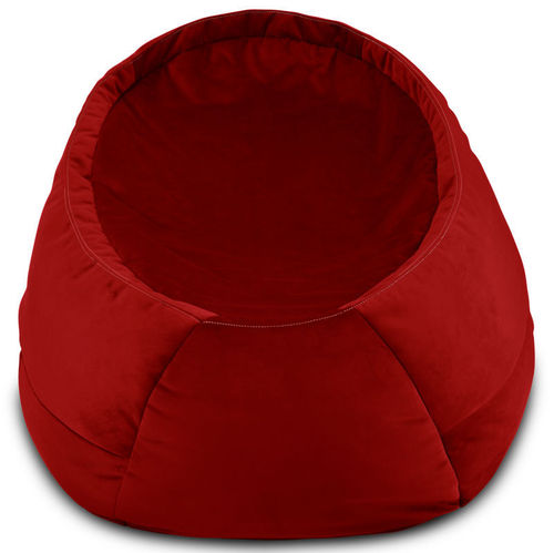 Sitzsack EgXtreme Royal Velvet, red